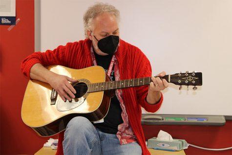 Bob Franklin, History of Rock & Roll teacher